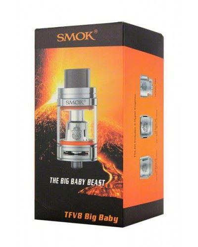 Smok Tfv8 Big- Baby Tank (AGOTADO)