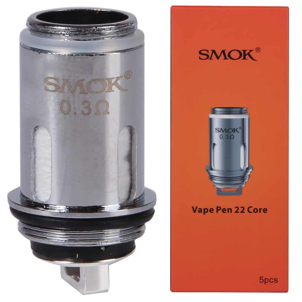 Smoke Vape Pen 22 coil 0.3 ohm – 1 pcs