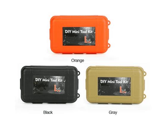 Lvs DIY Mini Tool Kit